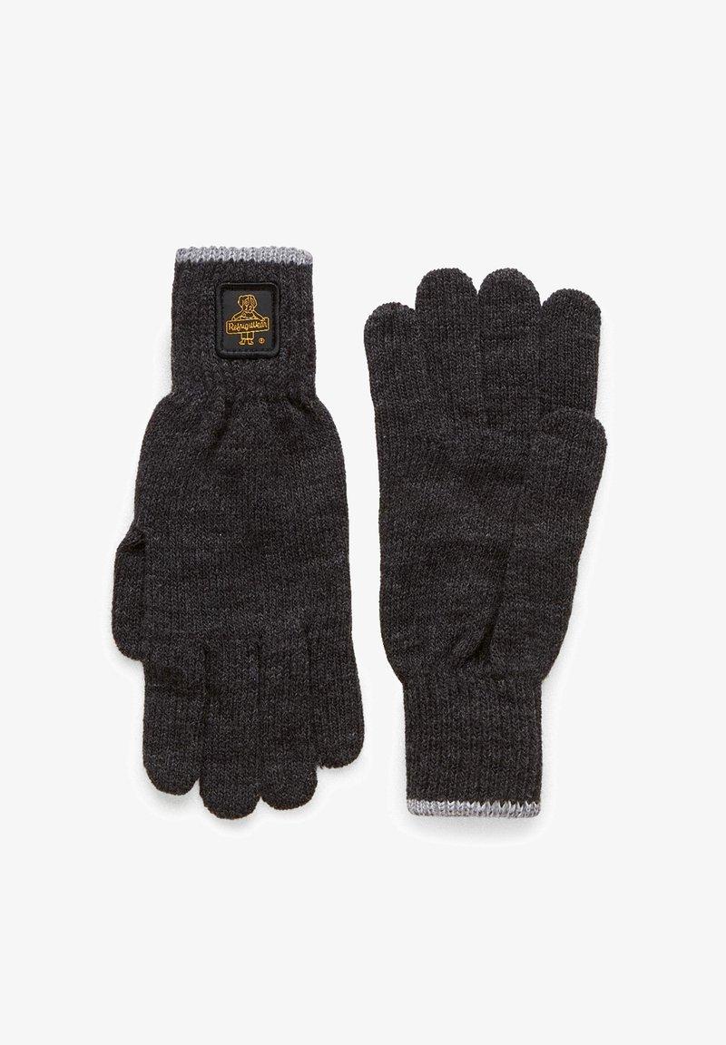 Refrigiwear - MICHIGAN - Gloves - dark anthracite