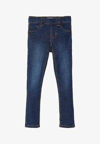 Name it - Jeans Skinny Fit - dark blue denim - 0