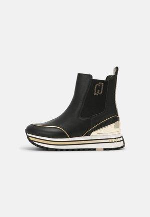 MAXI  - Kotníkové boty - black