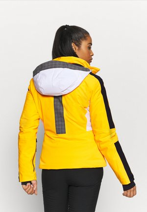 WOMEN FORMULA - Ski jacket - go hon yellow