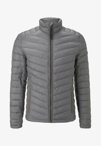 TOM TAILOR - Winter jacket - middle grey mélange - 0