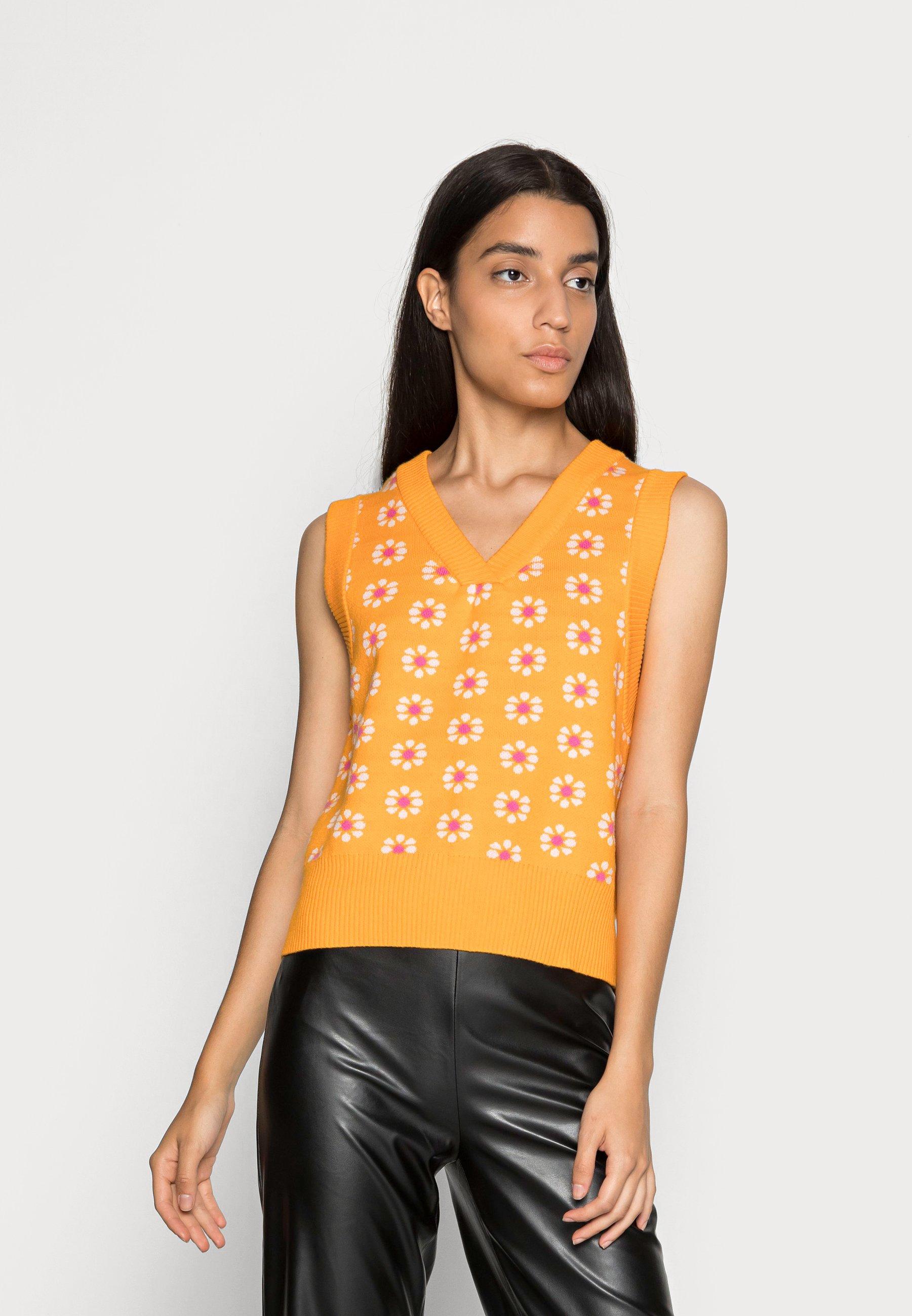 Femme FEELY VEST - Pullover