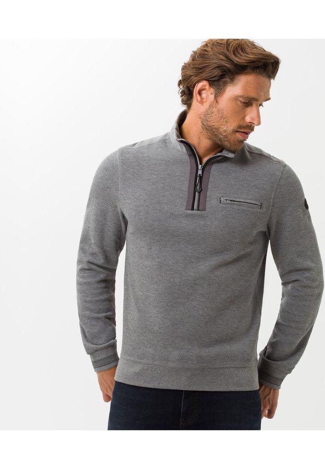 STYLE SION - Sweatshirt - granite