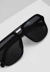 Dolce&Gabbana - Sluneční brýle - black - 4