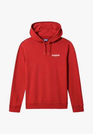 B-ICE - Hoodie - old red
