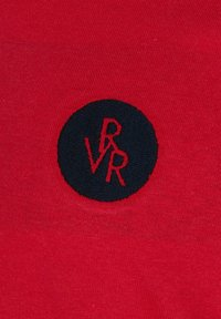 River Island - Basic T-shirt - red - 2