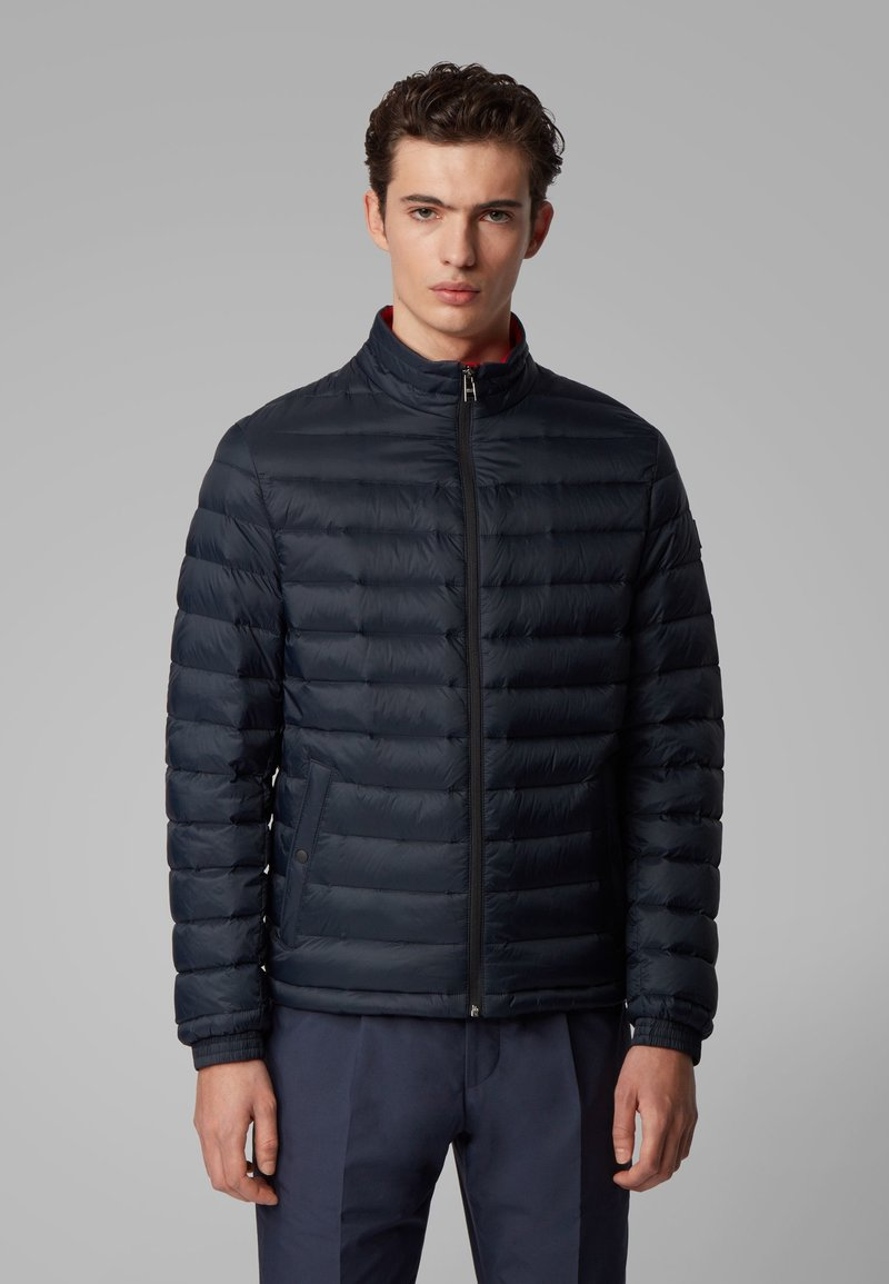 BOSS - CHORUS - Down jacket - dark blue