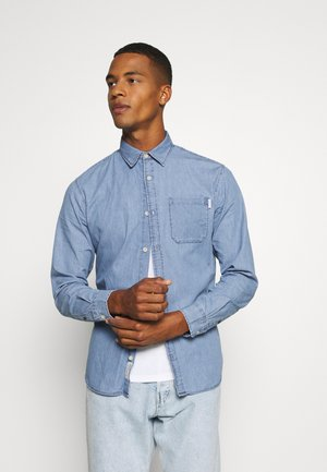JJTED  - Skjorter - light blue denim