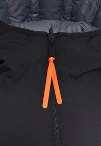 CMP - MAN JACKET FIX HOOD - Outdoor jacket - nero - 3