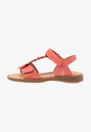 LORE MEDIUM FIT - Sandals - coral