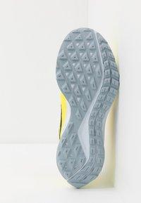 Nike Performance - AIR ZOOM PEGASUS 36 TRAIL - Zapatillas de trail running - opti yellow/black-speed yellow-lemon venom-obsidian mist-aura - 4