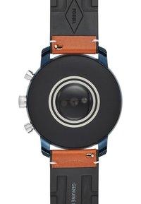 Fossil Smartwatches - EXPLORIST - Smartwatch - braun - 4