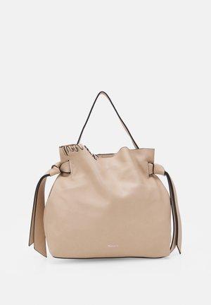 DANNY SET - Handbag - sand