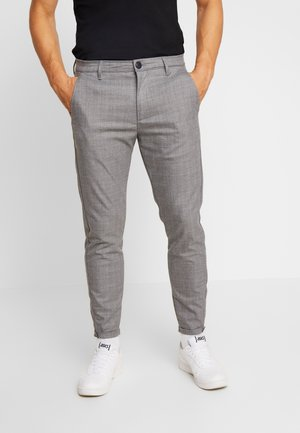PISA CROSS - Broek - light grey