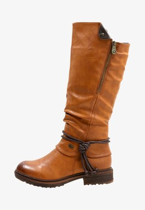 Winter boots - cayenne choco