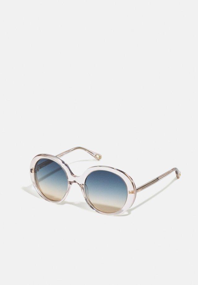 Gafas de sol - pink/green