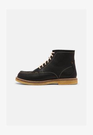 HORUZY - Lace-up ankle boots - noir