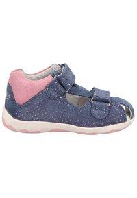Superfit - Touch-strap shoes - blau/rosa - 6