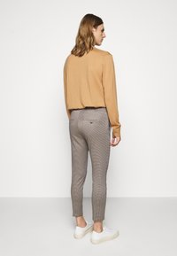 DRYKORN - JEGER - Trousers - brown - 2