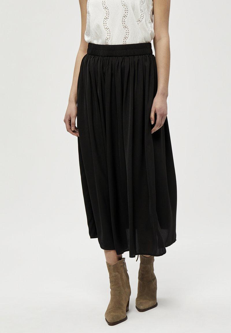 Desires - A-line skirt - black