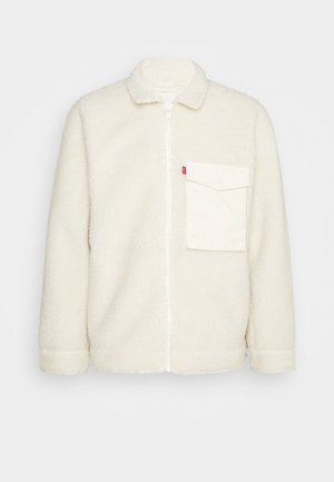 MASON MINIMALIST UNISEX - Fleece jacket - neutrals