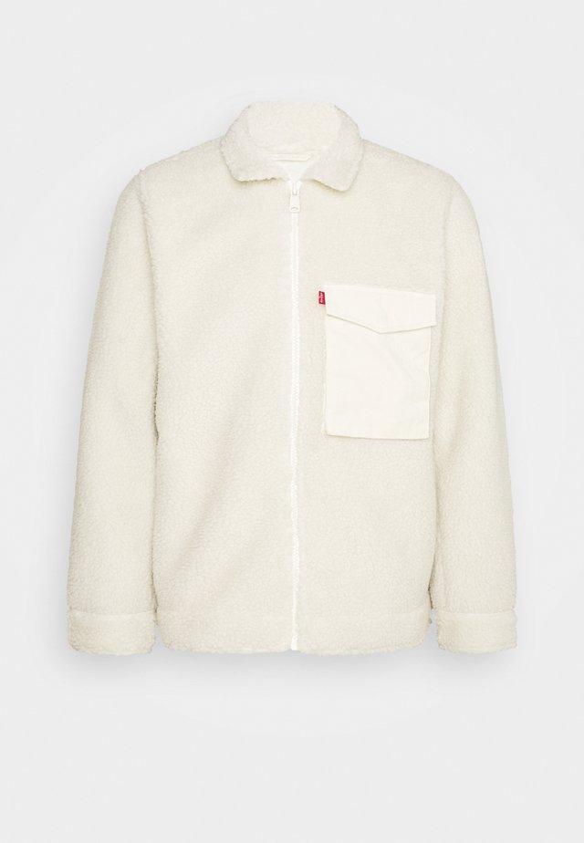 MASON MINIMALIST UNISEX - Fleece jacket - neutrals