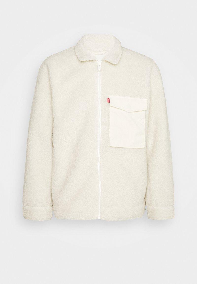 Levi's® - MASON MINIMALIST UNISEX - Fleece jacket - neutrals