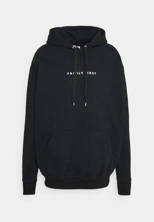 HOODIE GLITCH - Sweatshirt - black