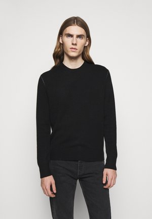 HALDON CREW - Jumper - black