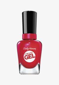 Sally Hansen - MIRACLE GEL - Nail polish - 470 red eye - 0