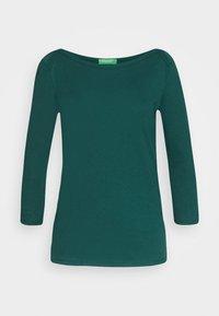 Benetton - Bluzka z długim rękawem - forrest green - 3