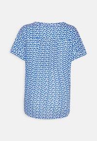 Marc O'Polo - SHORT SLEEVE PLACKET - Print T-shirt - multi - 1