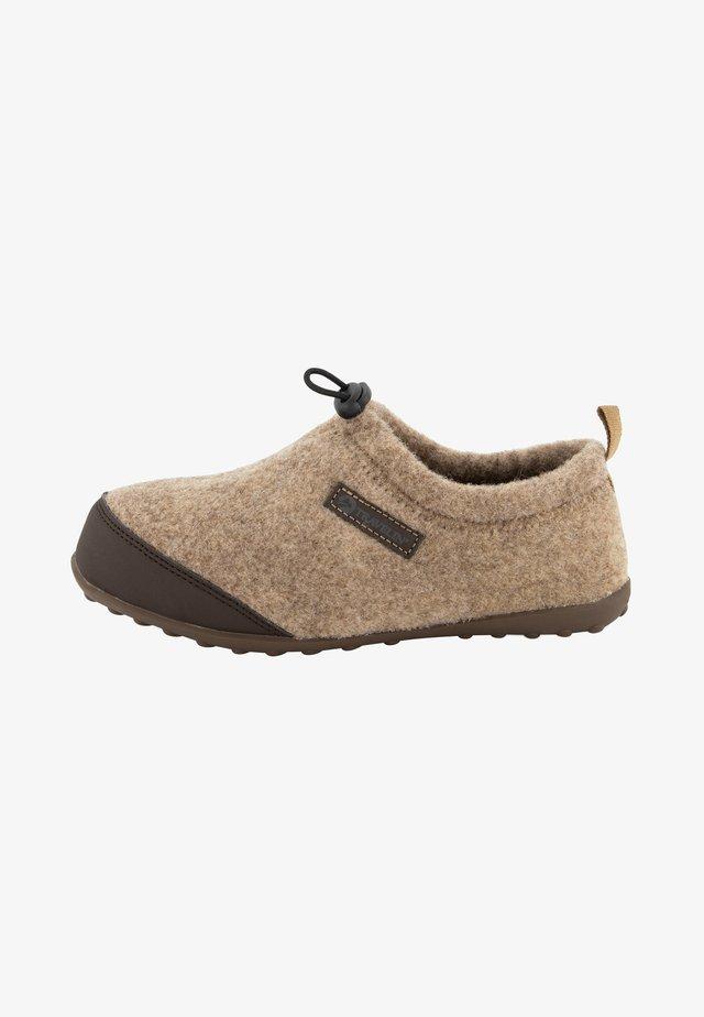 Pantoffels - sand