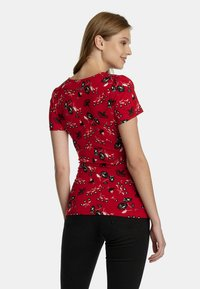 Vive Maria - Print T-shirt - rot allover - 1