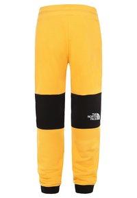 The North Face - HIMALAYAN - Trainingsbroek - yellow/black - 1