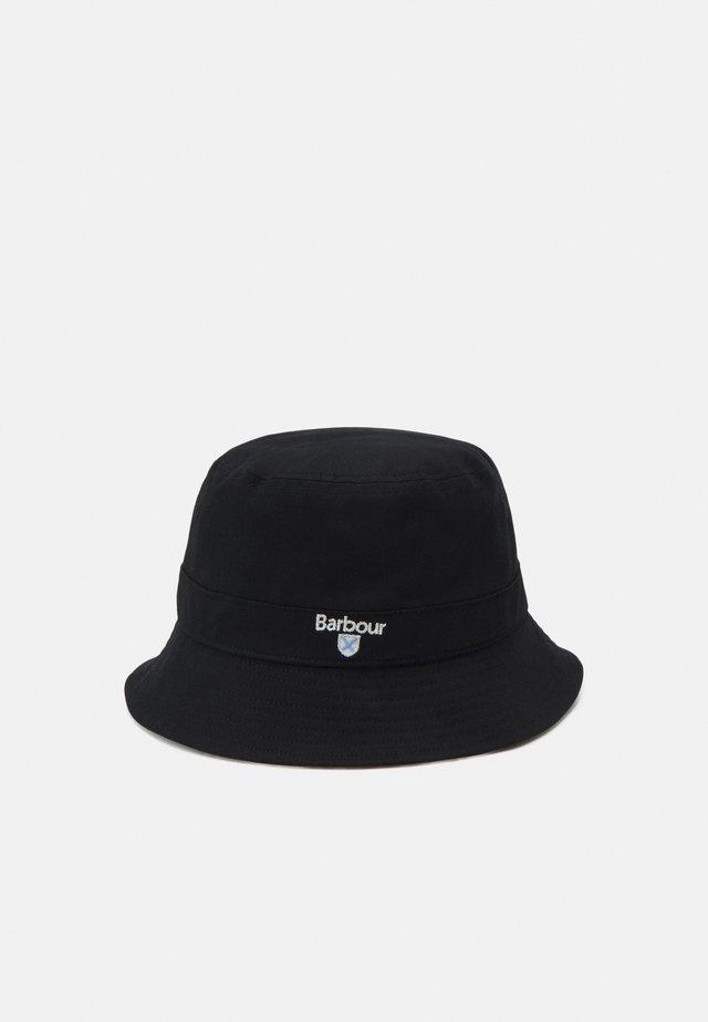 CASCADE BUCKET HAT UNISEX - Hat - black