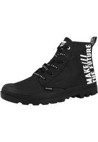 Palladium - PAMPA FUTURE - Lace-up ankle boots - black - 2