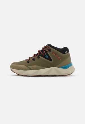 FACET 60 OUTDRY - Obuwie hikingowe - new olive/black
