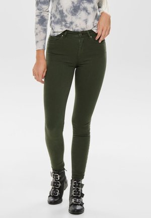 Jeans Skinny Fit - forest night