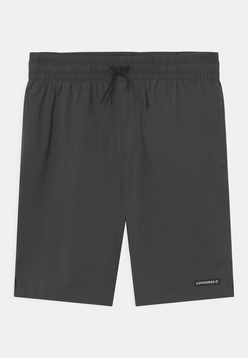 Converse - STRETCH PULL ON UNISEX - Shorts - anthracite