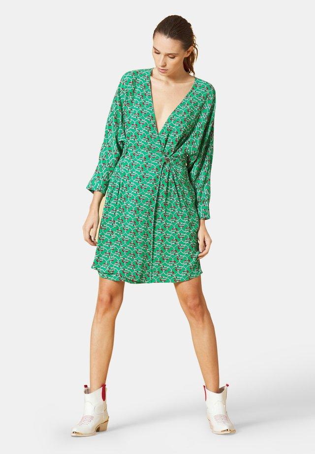Day dress - verde