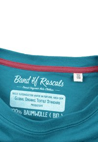 Band of Rascals - Long sleeved top - petrol - 2