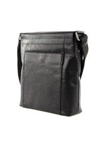 Saddler - VERDAL - Across body bag - black - 3