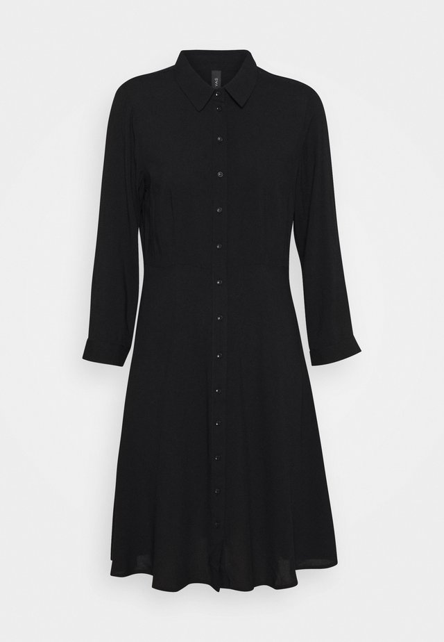 YASSAVANNA DRESS - Shirt dress - black