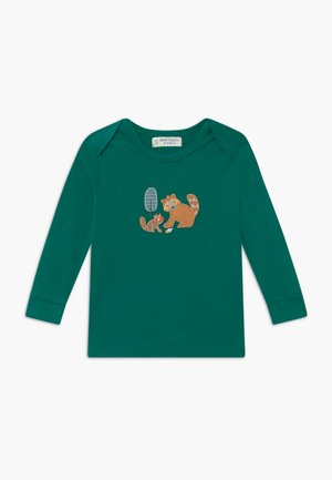 TIMBER BABY - Long sleeved top - teal