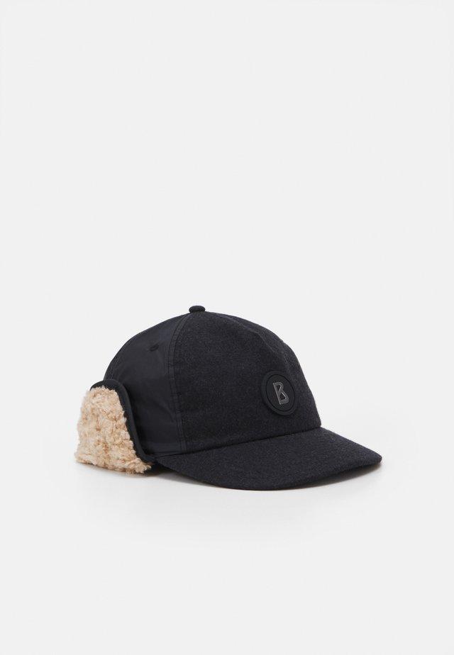 TORBEN UNISEX - Caps - black