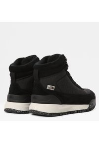 The North Face - W BACK-TO-BERKELEY III REGRIND WP - Mountain shoes - tnf black/vintage white - 3
