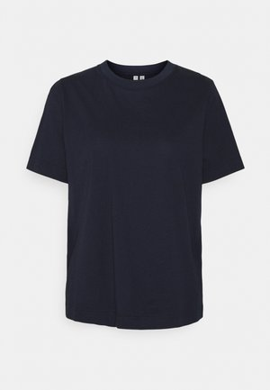 T-SHIRT - Basic T-shirt - navy