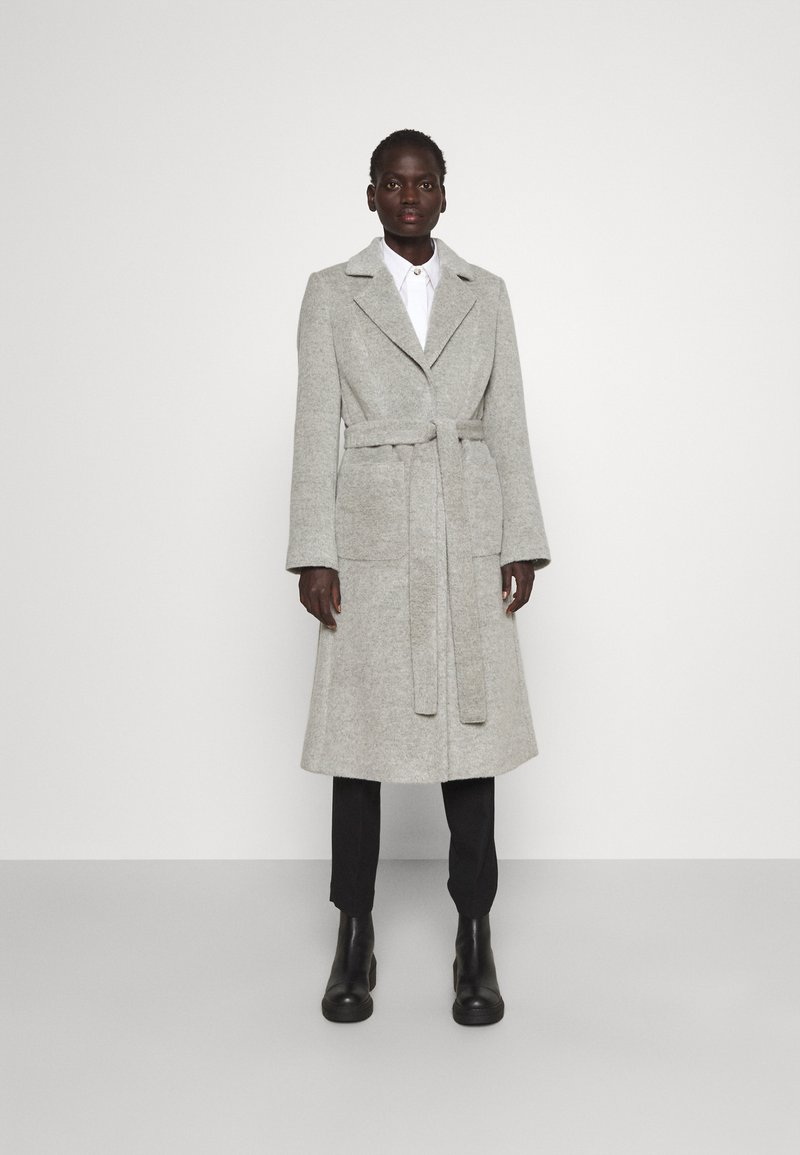 HUGO - MESUA - Klassinen takki - medium grey