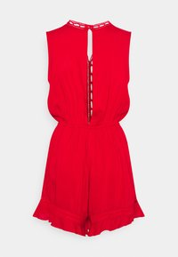 Molly Bracken - EXCLUSIVE PLAYSUIT - Mono - bright red - 1